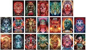 celebrate halloween early with unique blu ray and dvd designs for