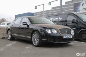 bentley flying spur 2007 bentley continental flying spur speed 18 december 2016 autogespot