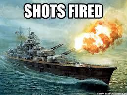 Shots Fired Meme - shots fired memes