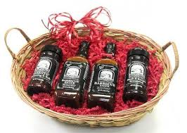 valentines day gift baskets s day tennessee whiskey bbq sauce gift basket