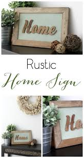 wooden signs decor how to make your own wood sign create celebrate