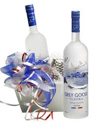 vodka gift baskets build a basket grey goose vodka gift basket