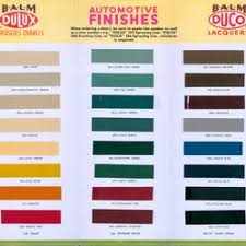 automotive paint colour charts australia paint color names