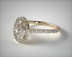 yellow gold engagement ring glittering yellow gold engagement rings styleskier