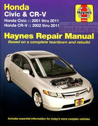 honda shop service manuals at books4cars com