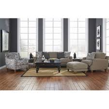 Ashley Furniture Exhilaration Sectional Julienne Sofa Franklin Corporation The Julienne Stationary