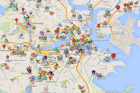 Map Of Greater Boston Area by