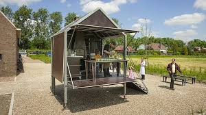 the ultimate portable kitchen puts propane stoves to shame
