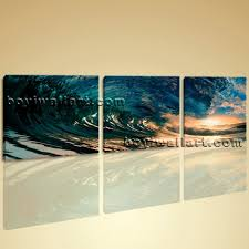 Ikea Wall Art by Mesmerizing Ikea Wave Wall Art Panel Florida Seascape Canvas Wave