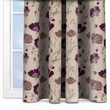 Aubergine Curtains Fryetts Serafina Aubergine Curtain Custom Curtains