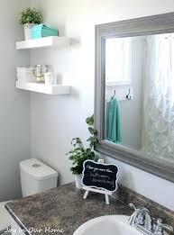 bathroom decorating ideas on a budget pinterest telecure me