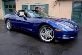 jetstream blue metallic to be phased out of 2011 corvette