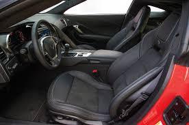 corvette stingray 2014 interior 2014 chevrolet corvette stingray z51 front seats interior gallery