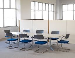 Metal Conference Table Dividends Horizon Tables Knoll