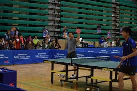Table Tennis Championship Edmonton Table Tennis Club Table Tennis For Life