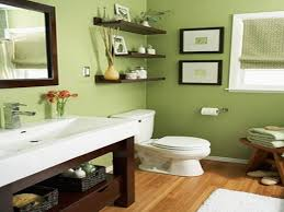 Light Green Paint Colors by Over The Toilet Vanity Light Green Bathroom Ideas Green Bathroom
