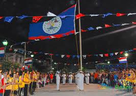 Belize Flag The Belize National Flag My Beautiful Belize