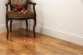Gloss Tile Effect Laminate Flooring High Gloss Walnut Effect Laminate Flooring