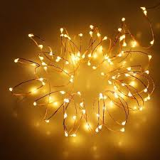 copper wire led lights fantasy copper wire led lights waterproof pocketpackage