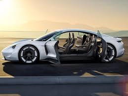 Futuristic Doors by The Most Impressive Features Inside Porsche U0027s Futuristic Concept