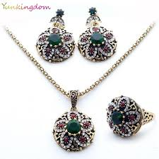 resin necklace wholesale images New brand unique jewelry sets india women 39 s necklace vintage jpg