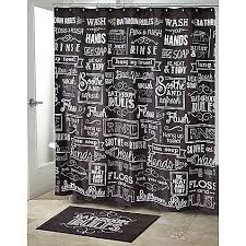 Words Shower Curtain 26 Best Shower Curtain Images On Pinterest Shower Curtains