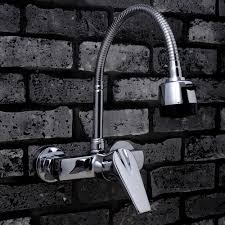 wall mount kitchen faucets with sprayer home furniture