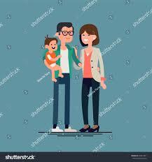 lovely flat design vector illustration on stock vector 634817801