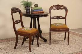 Victorian Dining Room Furniture Dining Rooms Chic Antique Victorian Dining Tables And Chairs