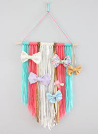 hair bow holder hanging hair bow holder bow holder frame hair bow holder