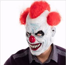 Realistic Halloween Costumes Clown Mask For Sale Realistic Clown Mask Happy Clown Mask Amazon