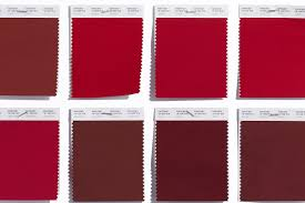 Fashion Home Interiors Red Feel The Excitement Store Pantone Com