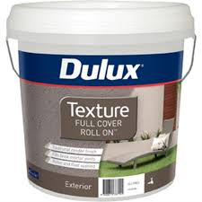 dulux 10l texture full cover exterior paint bunnings warehouse