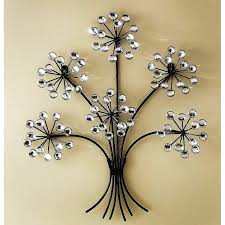 wall decoration ideas from waste material housetracker org