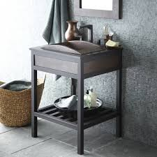 Wrought Iron Vanity Set Cuzco Freestanding Bathroom Vanity Bases Antique Finish Native