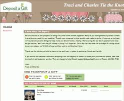 registry wedding website make your wedding registry website for all