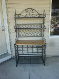 Commercial Bakers Rack Bakers Rack Decorating Picture How Can Update Outdoor Bakers