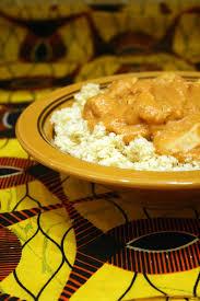 cuisine malienne mafé maffé ou riz sauce arachide recette malienne cuisine food