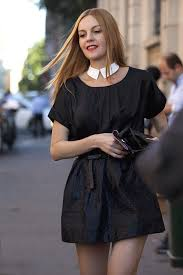 wear collar necklace images How to wear a peter pan collar statement necklace aelida jpg
