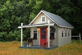 How Much To Build A Dormer Bungalow Small House Movement The Cost To Build A Tiny House In 2017 Diy