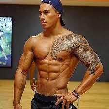 artist is teitingadesigns model is tin beast tattoo tribal