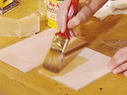how to stain wood cabinets how tos diy remove any dust and apply a coat of conditioner