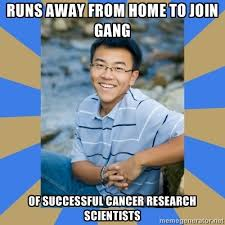 Baby Meme Generator - image 243910 rebellious asian know your meme