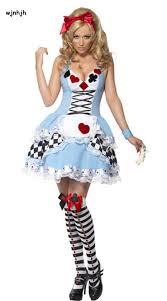 online get cheap queen hearts women costume halloween aliexpress
