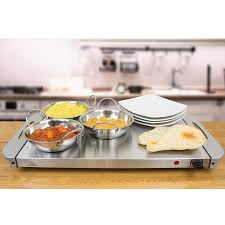 Buffet Server With Warming Tray by Quest 4 Pan Buffet Server And Warming Tray Robert Dyas