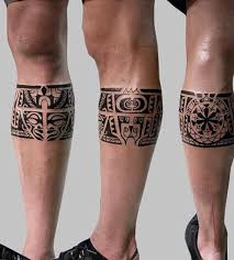 50 amazing calf tattoos descendants knowledge and language