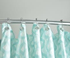 How To Hang Shower Curtain Diy Lined Shower Curtain Centsational Style