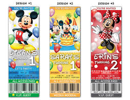 mickey mouse party invitations u2013 gangcraft net