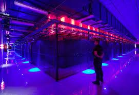 data centers waste vast amounts of energy belying industry image