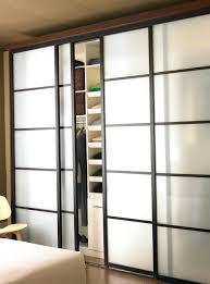 Closet Doors Canada Interior Modern Sliding Closet Doors Home Depot Glass For